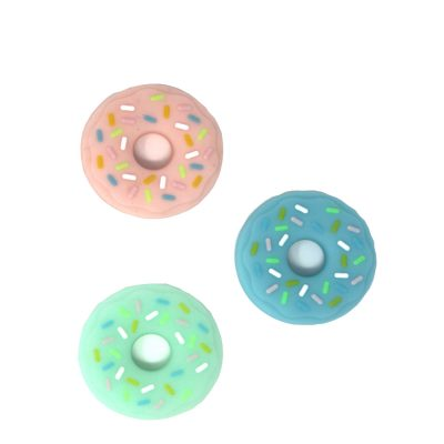 baby donut teether