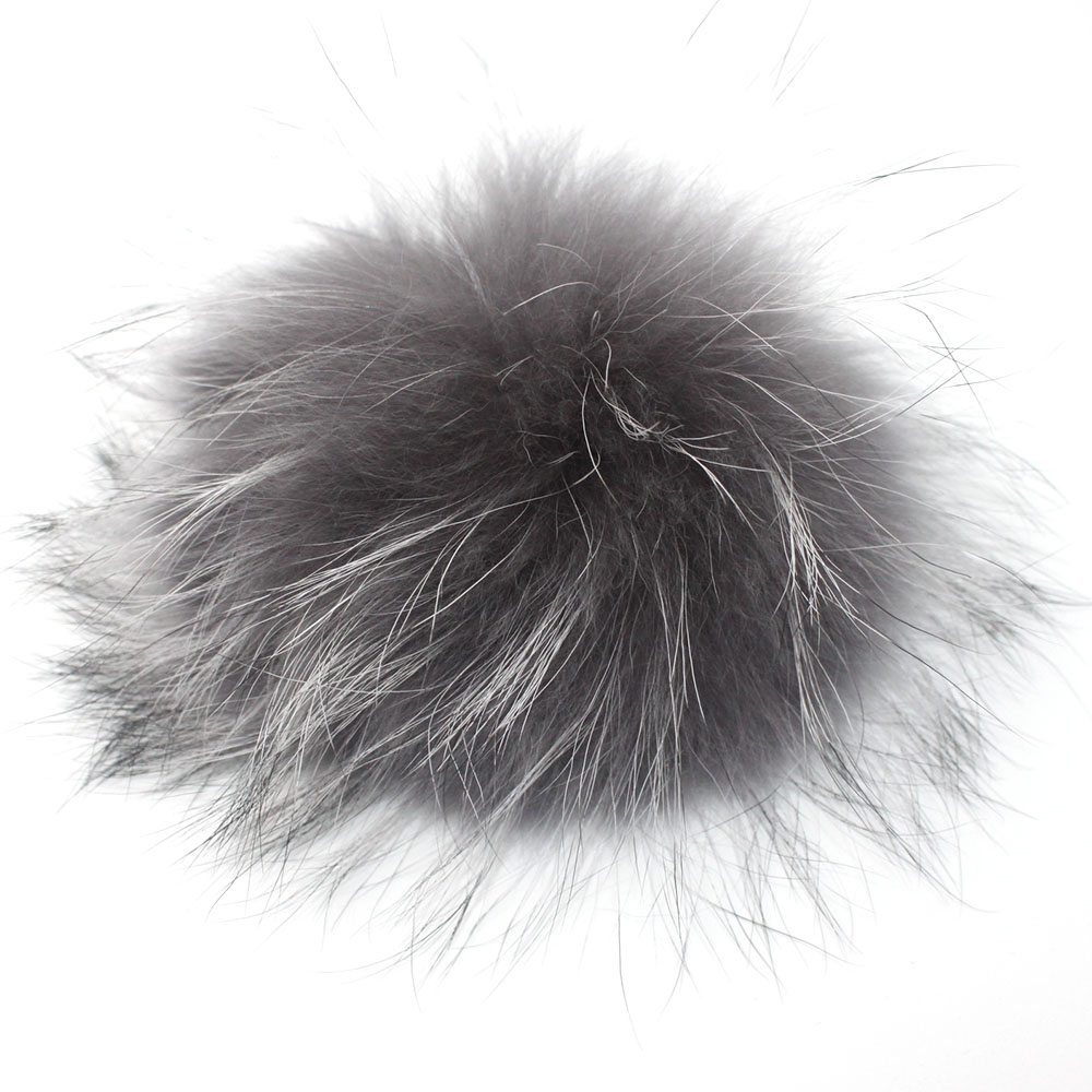 Beautiful Fur Pompom For Hats